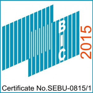 Certificat 2015 active containers